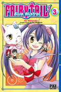 Fairy Tail - Blue Mistral, tome 3