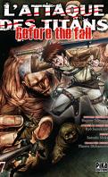 L'attaque des Titans - Before The Fall, tome 7