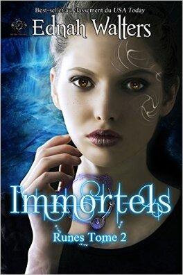Couverture du livre : Runes, Tome 2 : Immortels