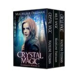 Couverture de Clearwater Witches Box Set, Books 1-3: Crystal Magic, Wild Magic, & Circle Magic (English Edition)