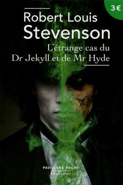 Couverture de L'Étrange Cas du docteur Jekyll et de M. Hyde