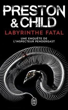 Couverture du livre : Labyrinthe fatal