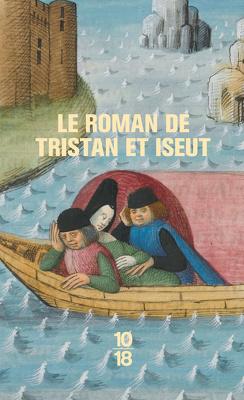 Couverture de Le Roman de Tristan et Iseut