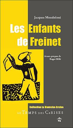 Couverture du livre : Les Enfants de Freinet