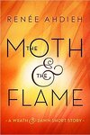 couverture Captive, tome 0.25 : The Moth and The Flame