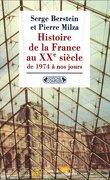 Histoire de la France au XXe siècle, Tome 5 : De 1974 à nos jours