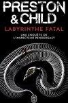 couverture Labyrinthe fatal