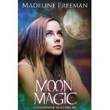 Couverture du livre : Moon Magic (Clearwater Witches Book 4) (English Edition)
