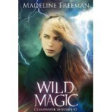 Couverture du livre : Wild Magic (Clearwater Witches Book 2) (English Edition)