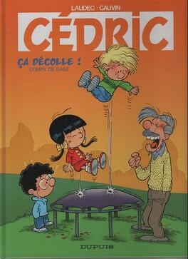 Couverture du livre : Cédric, Tome HS : Ça décolle !