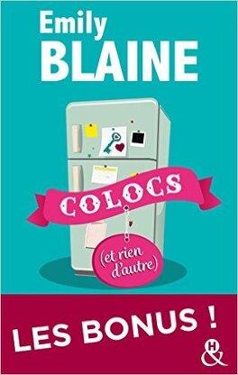 Couverture du livre : Colocs (et rien d'autre) - L'intégrale des bonus