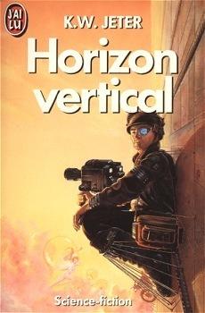 Couverture du livre : Horizon vertical