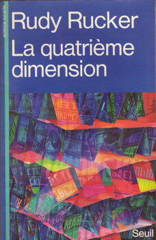 Couverture de La quatrième dimension