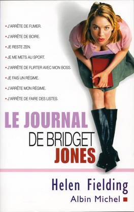Couverture du livre : Le Journal de Bridget Jones