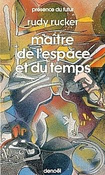 Couverture du livre : Maître de l'espace et du temps