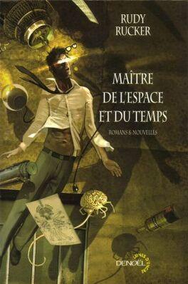 Couverture du livre : Maître de l'espace et du temps (Omnibus)