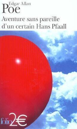 Couverture du livre : Aventure sans pareille d'un certain Hans Pfaall