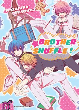 Couverture du livre : Brother Shuffle!
