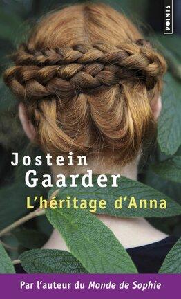 Couverture du livre : L'Héritage d'Anna
