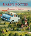 Harry Potter, Tome 2 : Harry Potter et la Chambre des Secrets (Illustré)