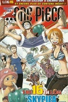 couverture One Piece: The Sixteenth Log