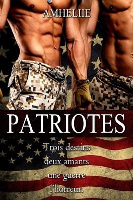 Couverture du livre : Patriotes