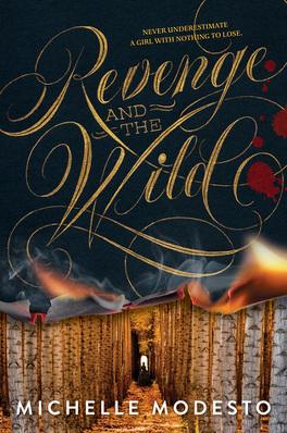 Couverture du livre : Revenge and the Wild