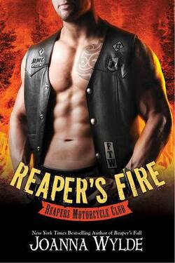 Couverture de Reapers Motorcycle Club, Tome 6 : Reaper's Fire