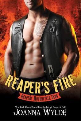 Couverture du livre : Reapers Motorcycle Club, Tome 6 : Reaper's Fire