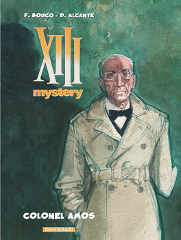 Couverture du livre : XIII Mystery, Tome 4 : Colonel Amos