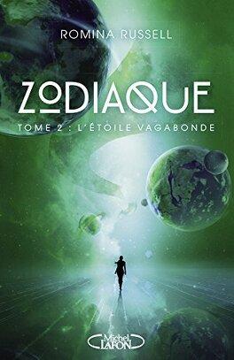 Couverture du livre : Zodiaque, Tome 2 : L'Étoile vagabonde