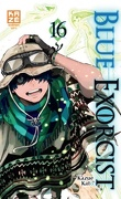 Blue exorcist, Tome 16