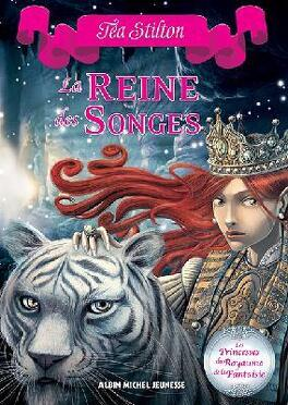 Couverture du livre : Princesses du royaume de la Fantaisie, Tome 6 : La reine des Songes