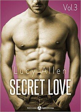 Couverture du livre : Secret Love, Tome 3