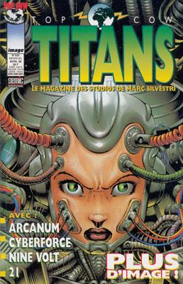 Couverture du livre : Titans n°220