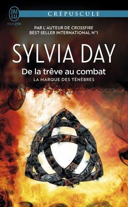 Couverture du livre : La marque des ténèbres, Tome 2 : De la trêve au combat