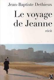 Couverture du livre : Le voyage de Jeanne