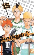 Haikyū !! Les As du volley, Tome 15