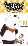 Pan' Pan Panda : Une vie en douceur, Tome 3