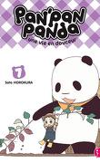 Pan' Pan Panda : Une vie en douceur, Tome 7