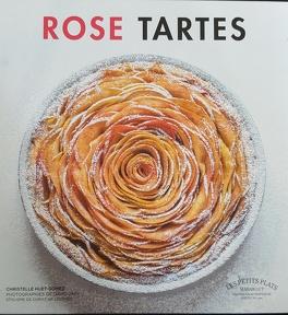 Couverture du livre : Rose tartes