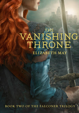 Couverture du livre : The Falconer, Tome 2 : The Vanishing Throne