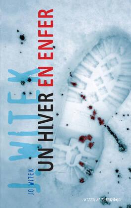 Couverture du livre : Un hiver en enfer