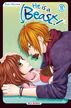 Couverture de He is a beast, tome 8