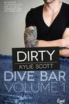 couverture Dive Bar, Tome 1 : Dirty