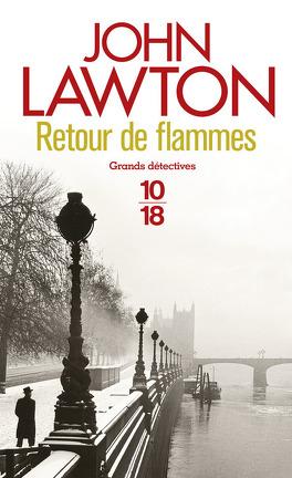 Couverture du livre : Retour de flammes