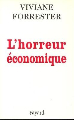 Couverture de L'horreur économique