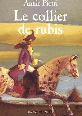 Couverture du livre : Le Collier de rubis