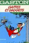 couverture Gaston, Tome 0 : Gaffes et gadgets