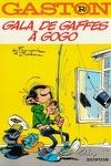 couverture Gaston, Tome R1 : Gala de gaffes à gogo